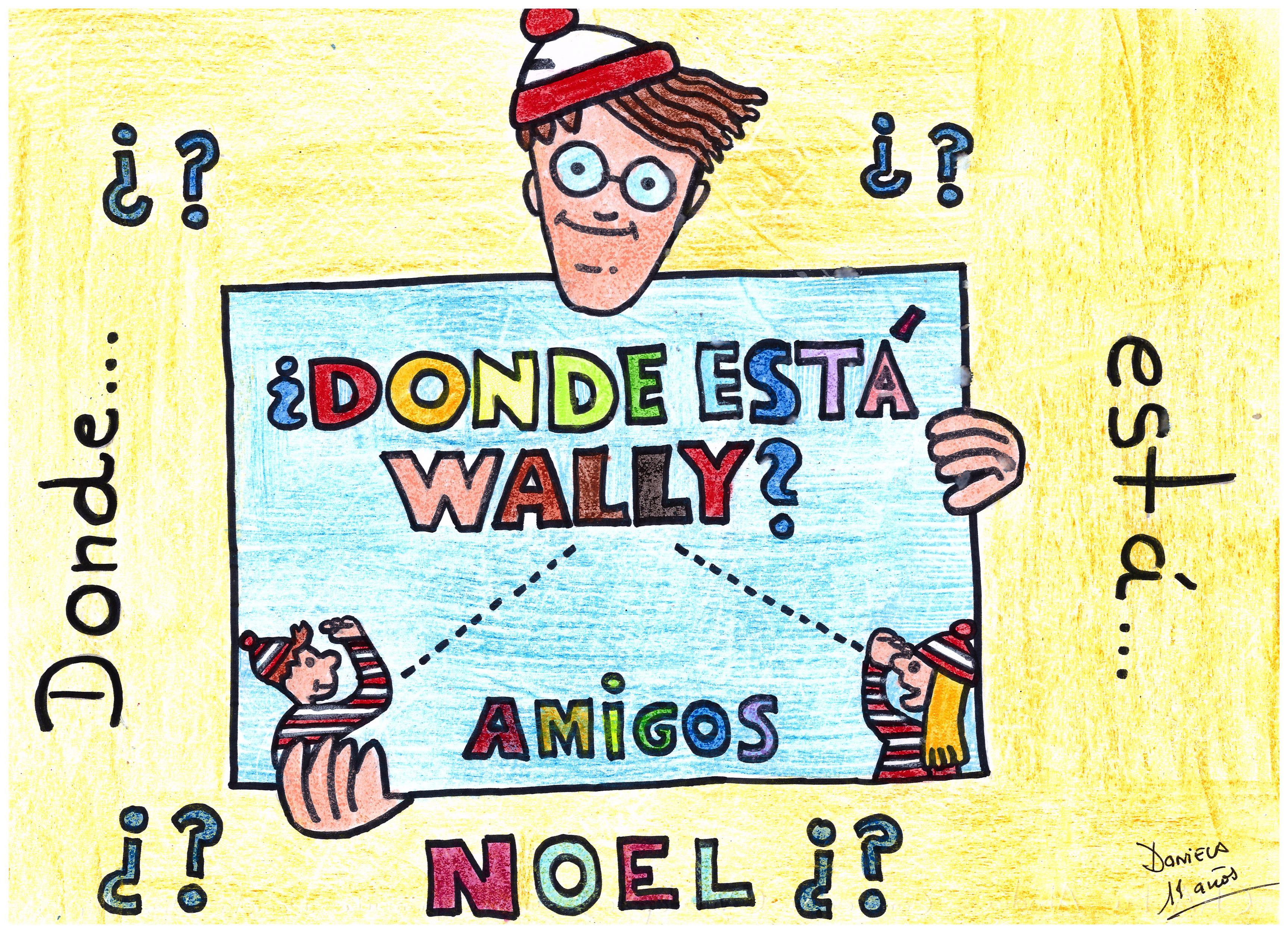 Mejor dibujo del CRA La Abadía (Villadepalos): Daniela (6º EP - curso 2019/2020)