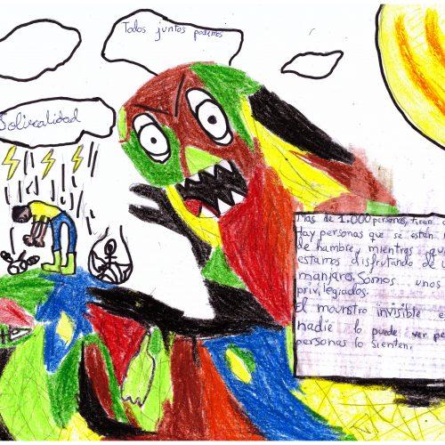 Mejor Dibujo del Colegio Peñalba